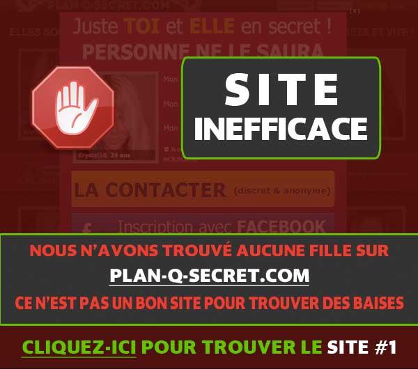 est-ce que Plan-Q-secret.com fonctionne?